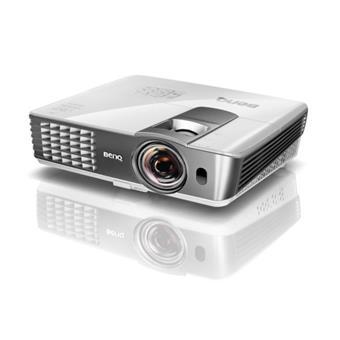 DLP Proj.BenQ W1080ST+- 2200lm,FHD,HDMI,ls,ST