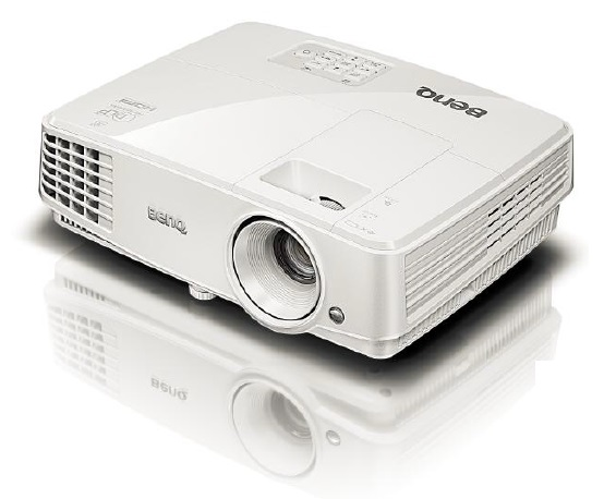 DLP proj. BenQ MX570- 3200lm,XGA,HDMI,LANc,SmartEc