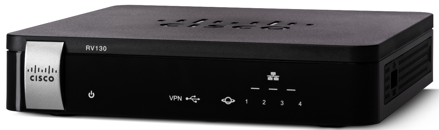 Cisco RV 130 VPN Router, RV130-K9-G5