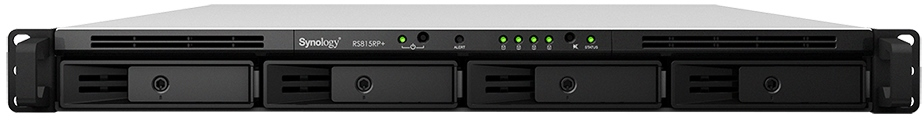 Synology RS815RP+ Rack Station