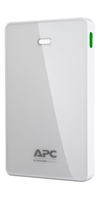 APC Mobile Power Pack, 10.000mAh Li-polymer, White ( EMEA/CIS/MEA)