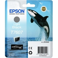 Epson T7607 Ink Cartridge Light Black