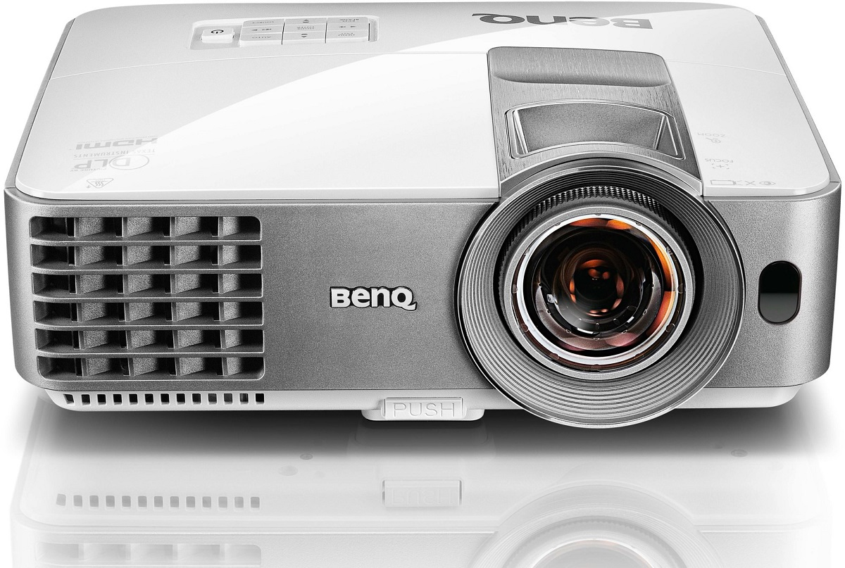 Projektor BenQ MW632ST; DLP; WXGA; short-throw; 32000 ANSI; 13000:1