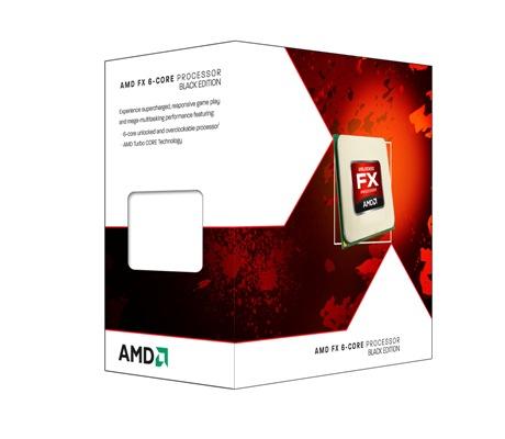 AMD FX-6300 VISHERA (6core, 3.5GHz, 14MB, socket AM3+, 95W ) Box