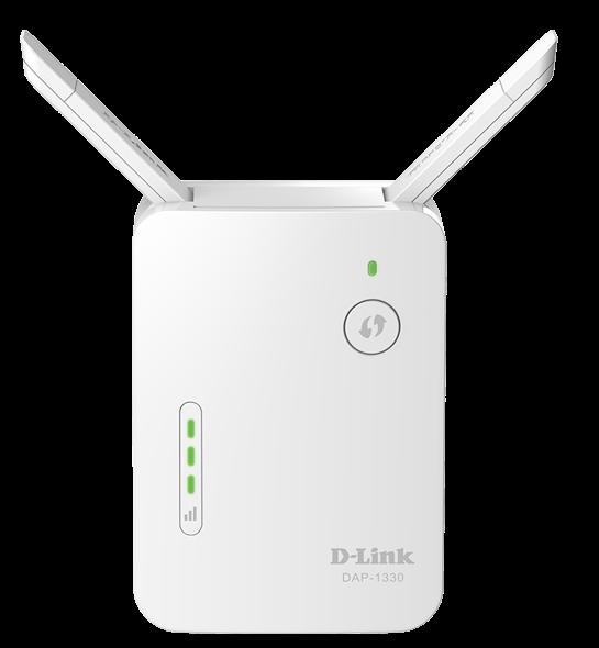 D-Link DAP-1330 Wireless Range Extender N300
