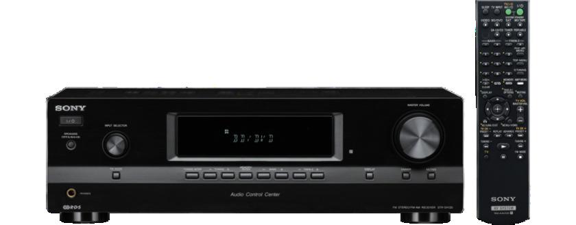 SONY STR-DH130 Stereofonní přijímač Hi-Fi