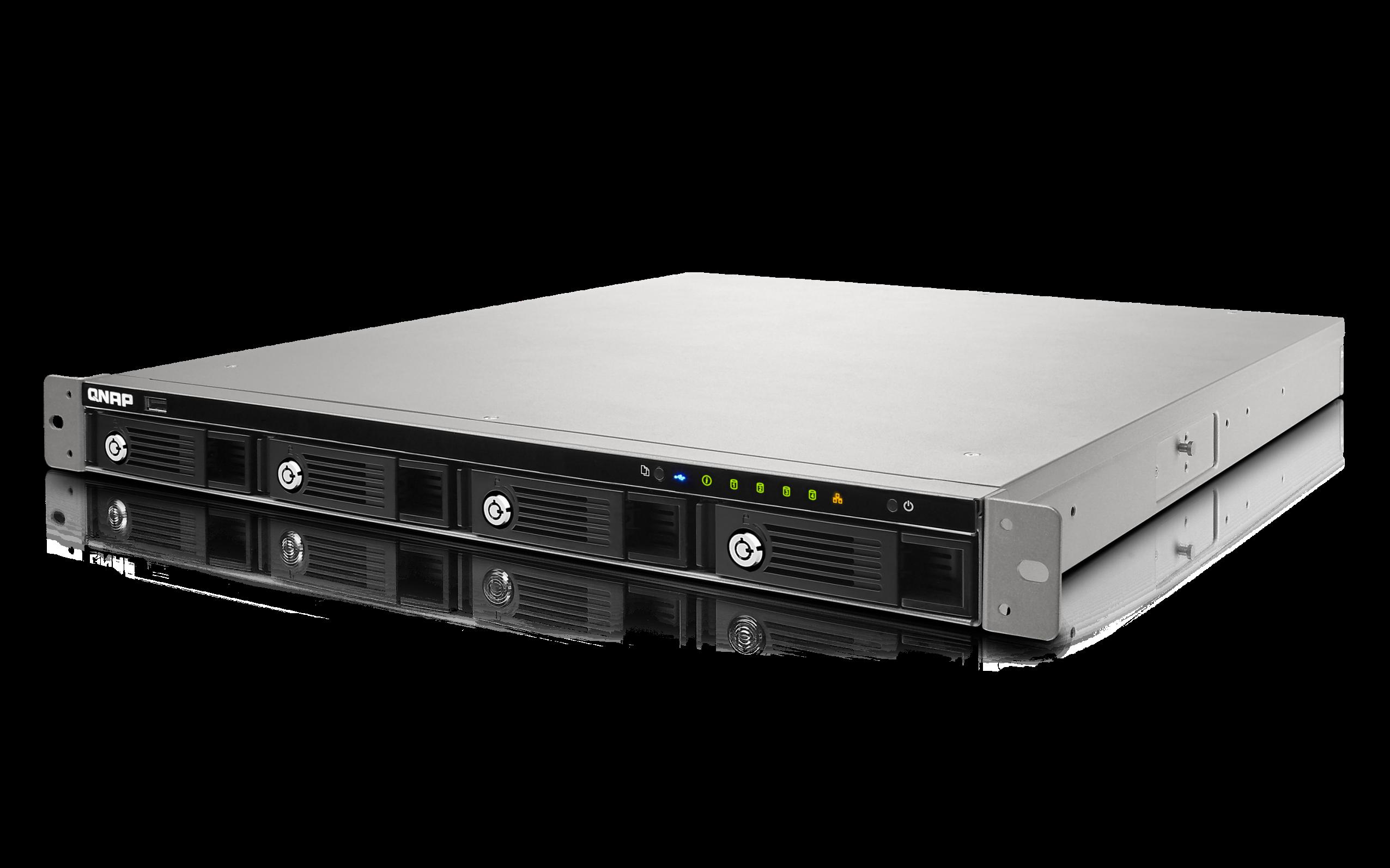 QNAP TS-453U-RP (2,41G/4GB RAM/4xSATA)
