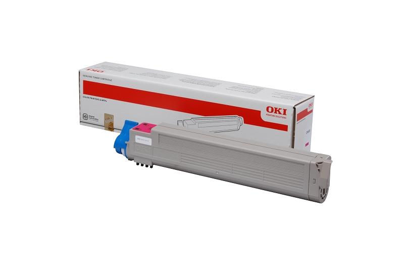 OKI Magenta toner do C9655 (22 000 stránek)