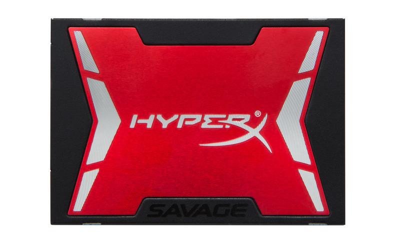 "Kingston 480GB HyperX SAVAGE SSD SATA 3, 2.5"""
