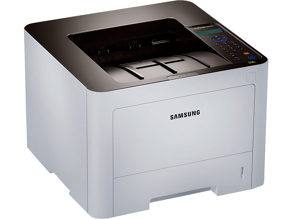Samsung SL - M3820ND,A4,38ppm,1200x1200dpi,PCL+PS,128Mb,USB,ethernet,duplex