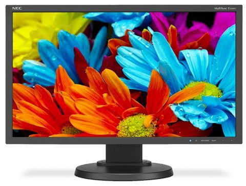 NEC LCD MultiSync E224Wi 21.5'',LED, AH-IPS, 6ms,DVI,DP,1920x1080, č