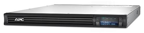 APC Smart-UPS 1500VA LCD RM 1U 230V