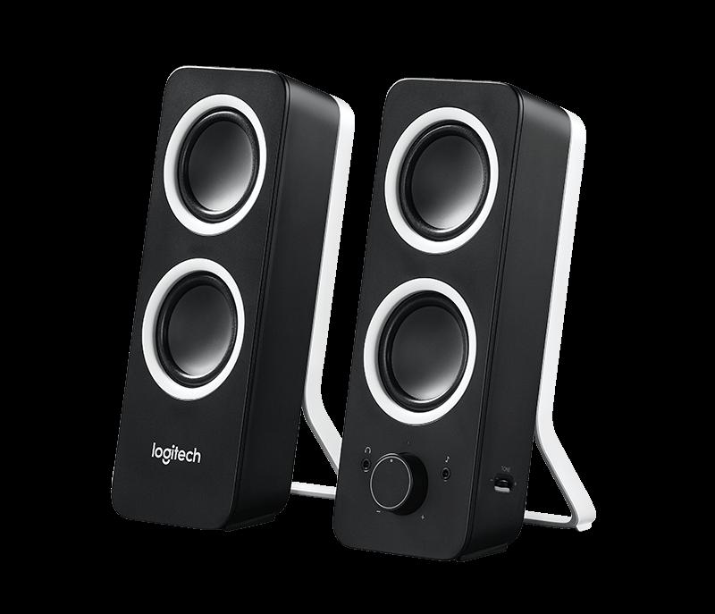 AKCE_Logitech Speaker Z200 Midnight black
