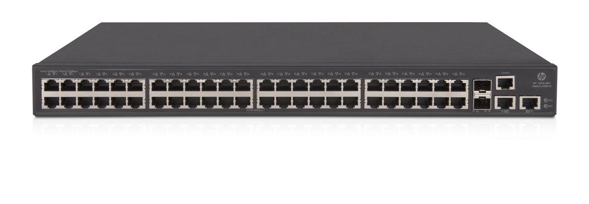 HPE 1950 48G 2SFP+ 2XGT Switch