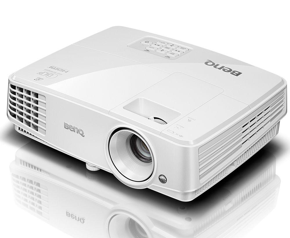BenQ DLP Projektor MW571 1280x800 WXGA/3200 ANSI lm/13000:1/HDMI/1x10W Repro