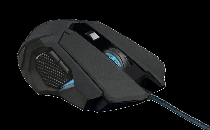 TRUST Myš GXT 158 Laser Gaming Mouse USB