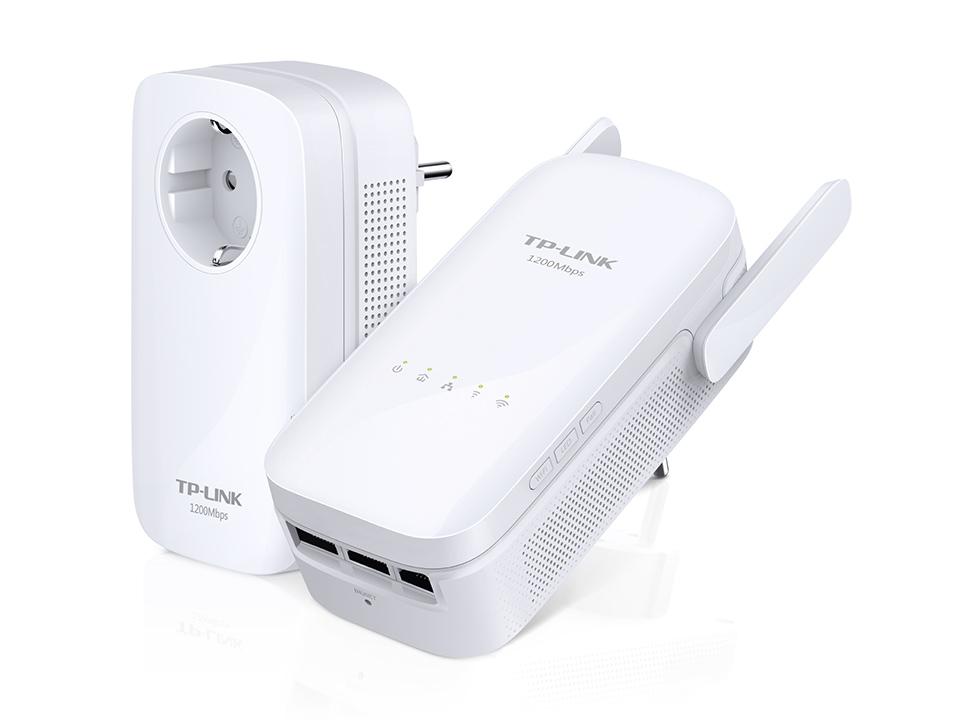 TP-Link TL-WPA8630KIT 1200Mbps Powerline kit