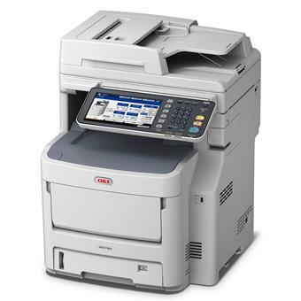Oki MC760dn A4 28/28 ppm ProQ2400dpi, RADF, 160GB HDD, 2GB RAM, USB 2.0 LAN (Print/Scan/Copy)