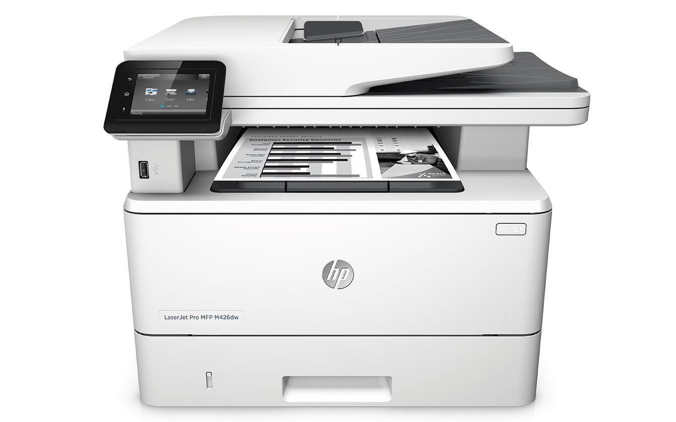 HP LaserJet Pro MFP M426dw (38str/min, A4, USB/Ethernet/ Wi-Fi, PRINT/SCAN/COPY, duplex)