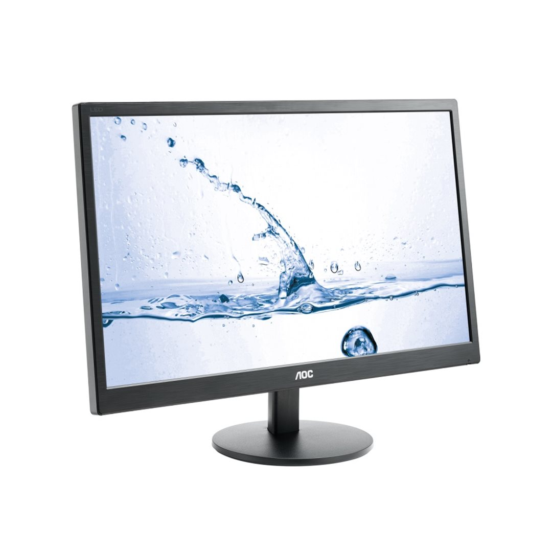 AOC LCD M2470SWDA2 23,6''LED, MVA, 4ms, DC50mil, D-Sub/DVI, repro, 1920x1080, č