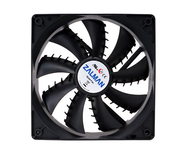 Ventilátor Zalman ZM-F2 PLUS SF 92mm, 23 dBA, 1500rpm