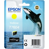 Epson T7604 Ink Cartridge Yellow