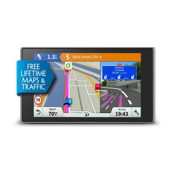 Garmin navigace DriveLuxe 50LMT-D Evropa, 5.0'', Lifetime Map & Traffic