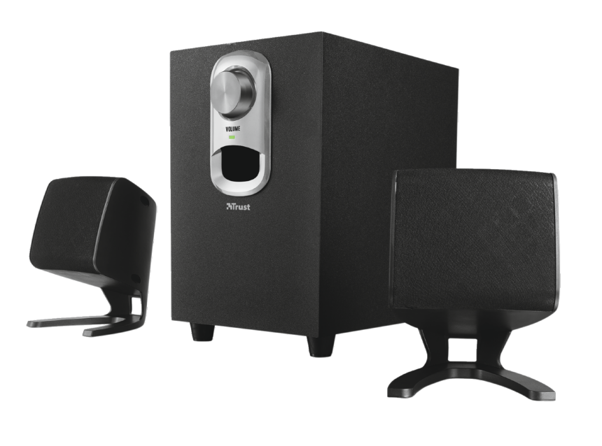 TRUST Reproduktory 2.1 Talos 2.1 Subwoofer Speaker Set