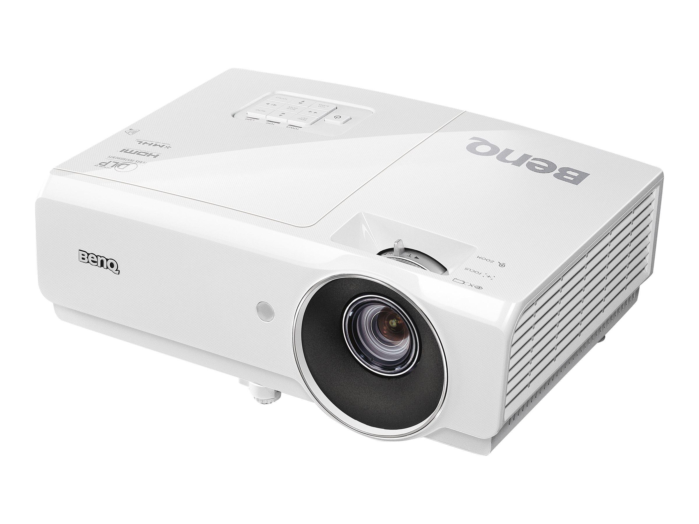 BenQ DLP Projektor MH684 3D1920x1080 FHD/3500 ANSI lm/13000:1/HDMI/USB/1x10 W Repro/