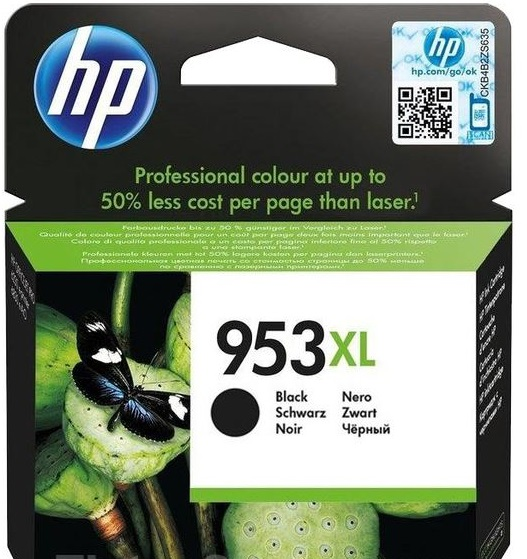 HP L0S70AE 953XL High Yield Black Original Ink Cartridge