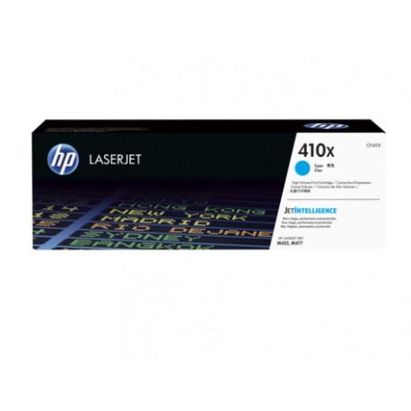 HP 410X - azurový Contract Toner, CF411XC