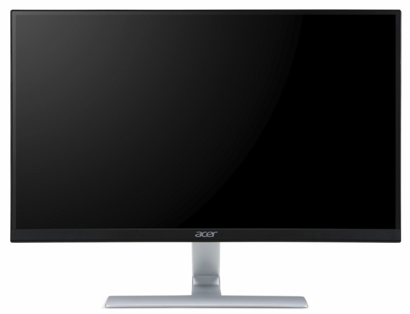 "Acer LCD RT240Ybmid 23,8"" IPS LED /1920x1080/100M:1/4ms/250nits/ VGA, DVI, HDMI /ZeroFrame/Acer EcoDisplay/Black"
