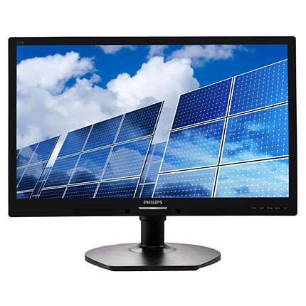 """Philips LCD 221B6LPCB/00 21,5""""/1920x1080/5ms/20m:1/250cd/VGA/DVI/4xUSB/repro/vesa/pivot"""