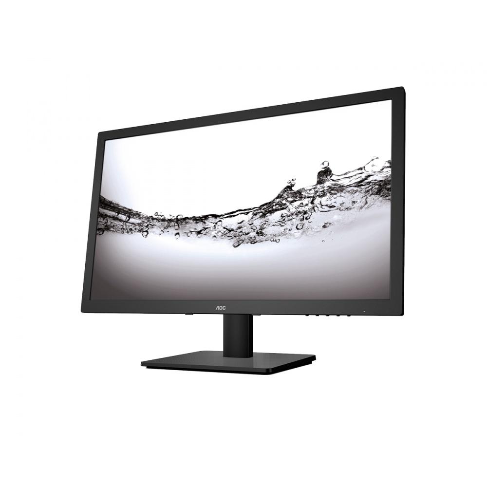 """AOC LCD E2475PWJ 23.6"""" TN W-LED/1920x1080/1000:1/2ms/250 cd/D-SUB/VGA/DVI/HDMI/Pivot/Repro/Black"""