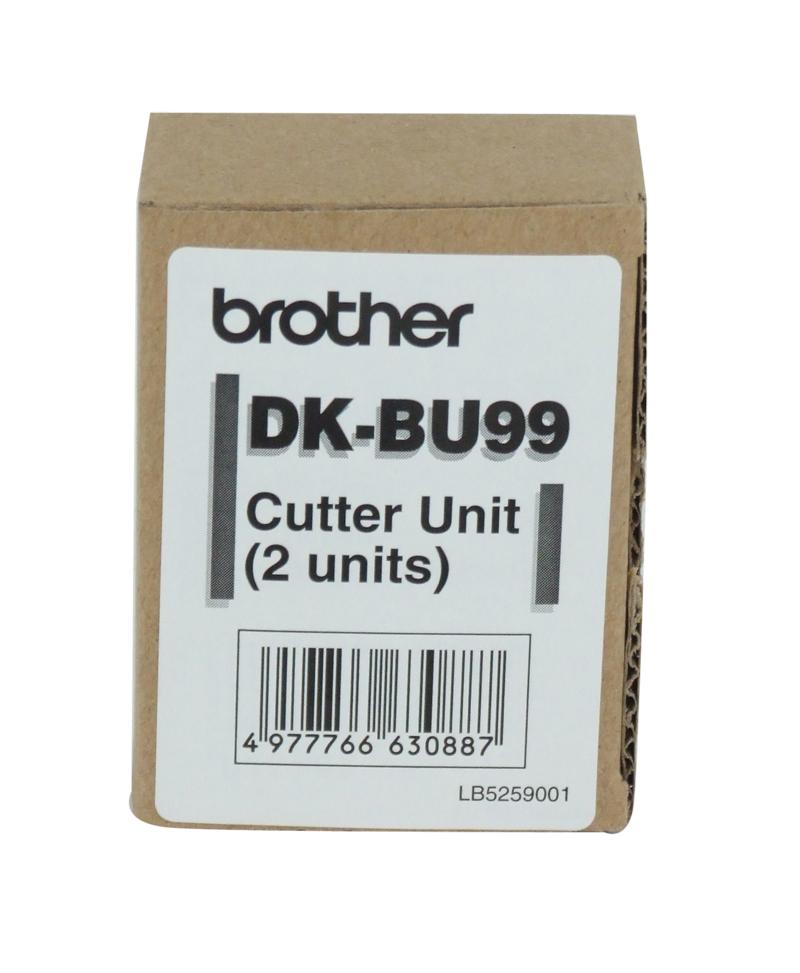 Brother - nůž do P-touch (nůž ořezu pro QL-xxx, 2ks)