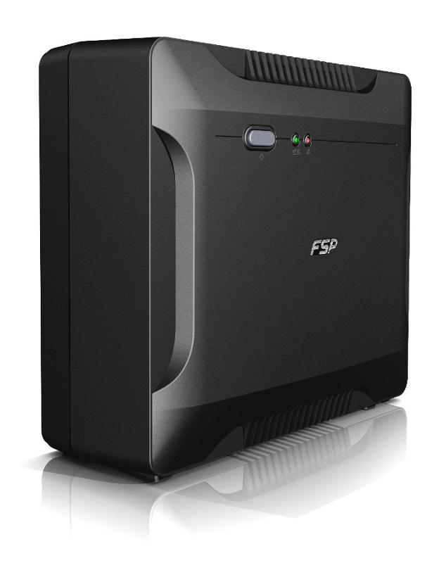 FSP/Fortron UPS Nano 800, 800 VA, offline