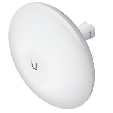 UBNT airMAX NanoBeam M2 2x13dBi [Client/AP/Repeater, 2.4GHz, 802.11n, 10/100 Ethernet]