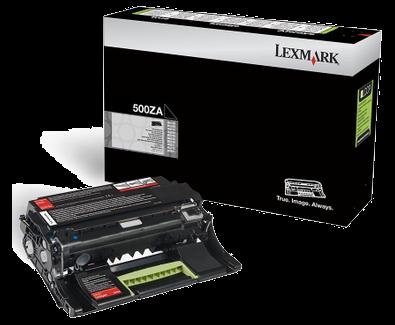 Imaging unit black Lexmark 500ZA | 60000 pgs | MS310d / MS310dn / MS410d / MS410