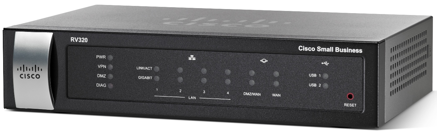 RV320 VPN Router with Web Filtering