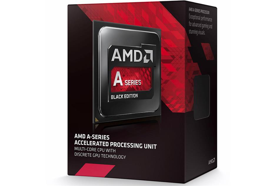 CPU AMD Kaveri A8-7650K 4c Box (3,3GHz, 4MB) quiet
