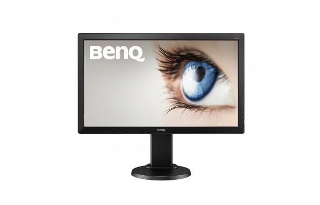 """BenQ LCD BL2405PT Black 24""""W/TN LED/1920x1080/FHD/12M:1/5 ms/DP/HDMI/repro/pivot/Repro/Flicker-free"""