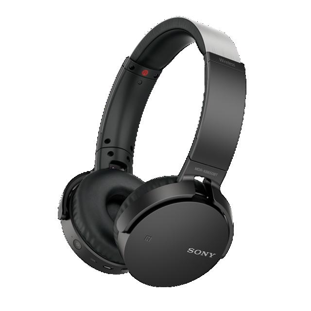 SONY MDR-XB650BT Sluchátka Bluetooth® EXTRA BASS - Black
