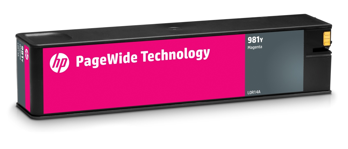 HP 981Y Extra High Yield Magenta Original PageWide Cartridge