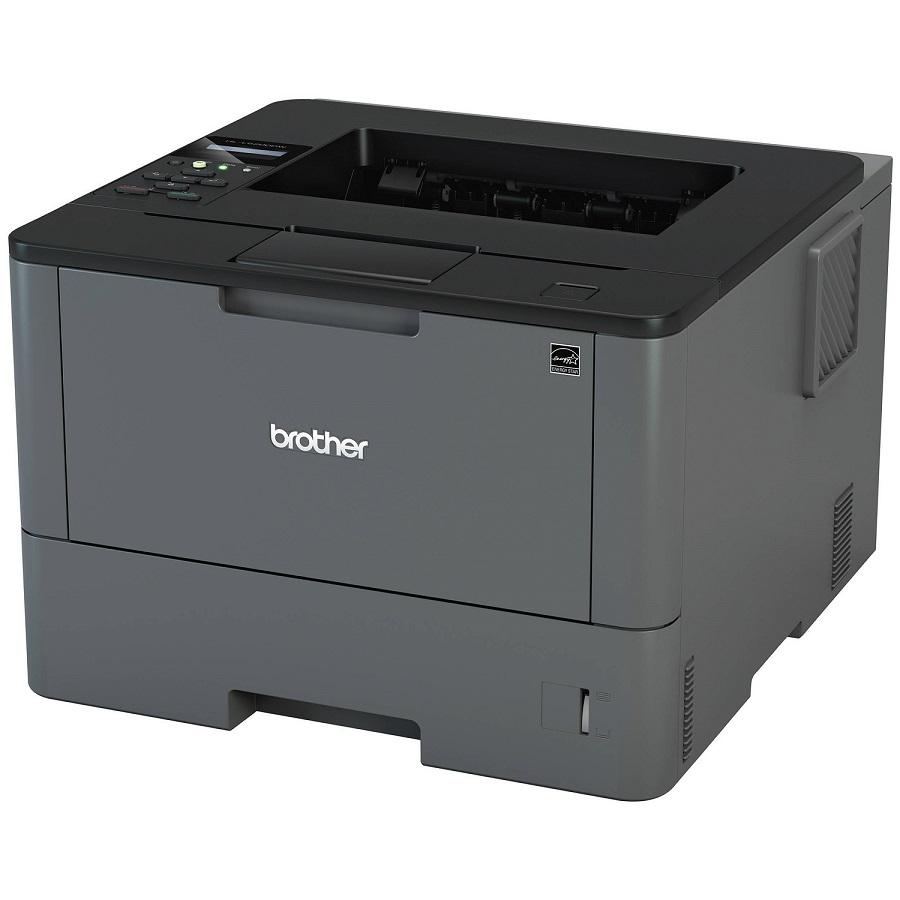 Brother HL-L5200DW (Duplex, 40str., 1200dpi, 256 MB, PCL6, USB, ethernet, WiFi)