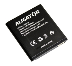 Aligator baterie pro S4040, 1300 mAh Li-Ion bulk