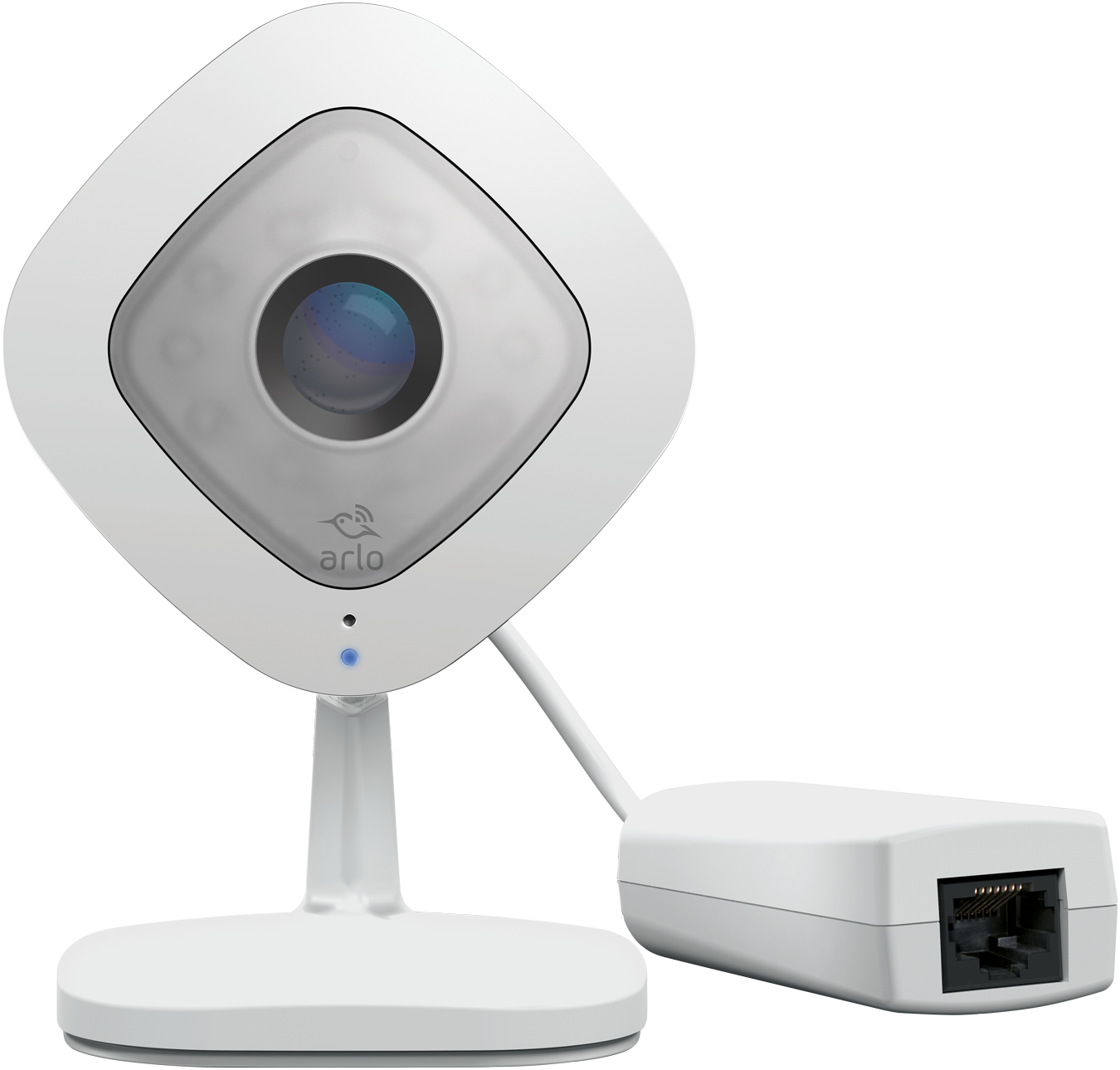 ARLO Q 1080p HD Security Camera with Audio, POE (VMC3040S)