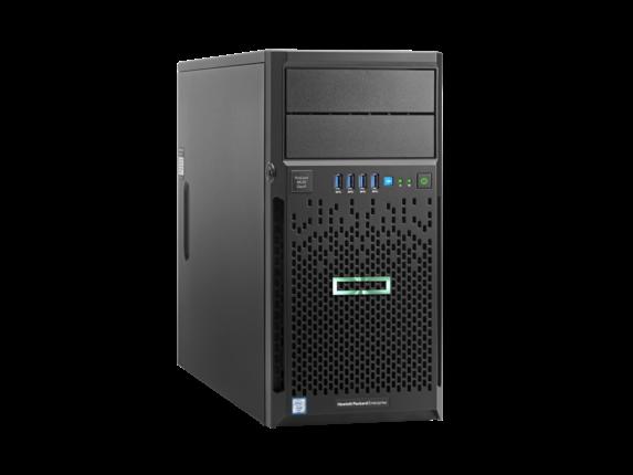 HPE ML30 Gen9 E3-1220v5, 8GB, 2x1TB SATA, B140