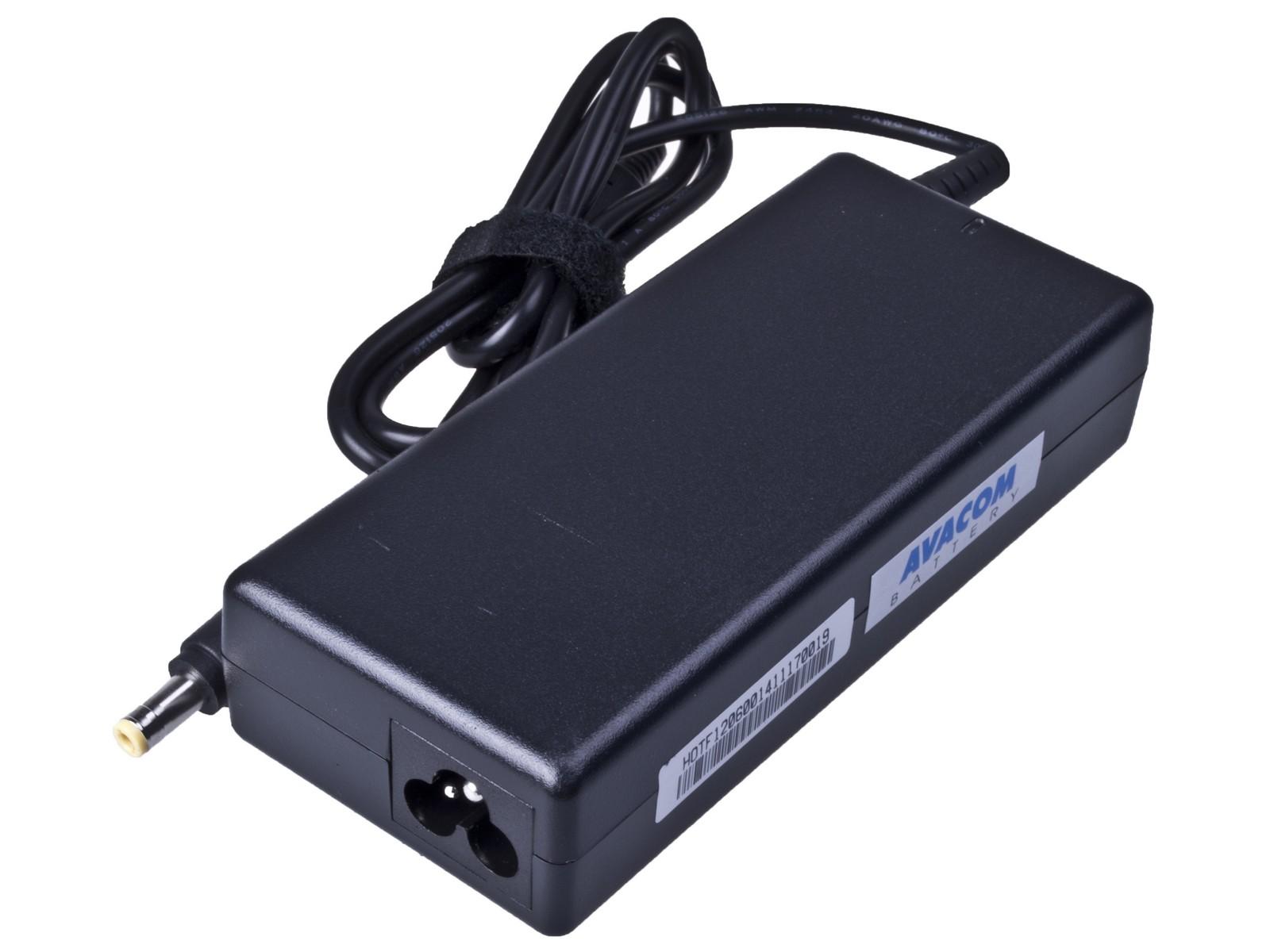 AVACOM Nabíjecí adaptér pro notebook 100-240V/12V 6A 72W pro LCD monitory