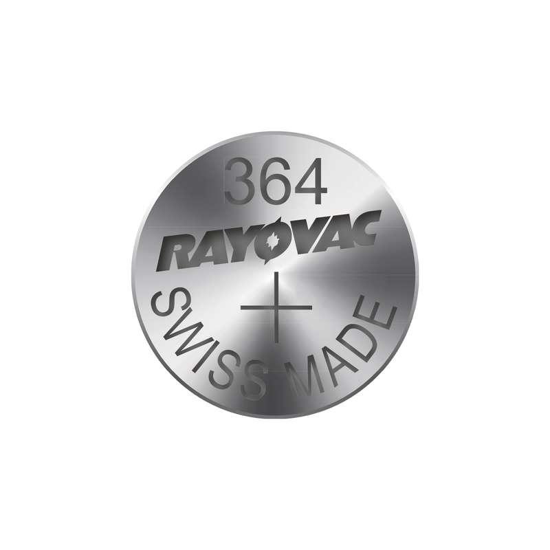 Alkalická baterie RAYOVAC 364 -10ks
