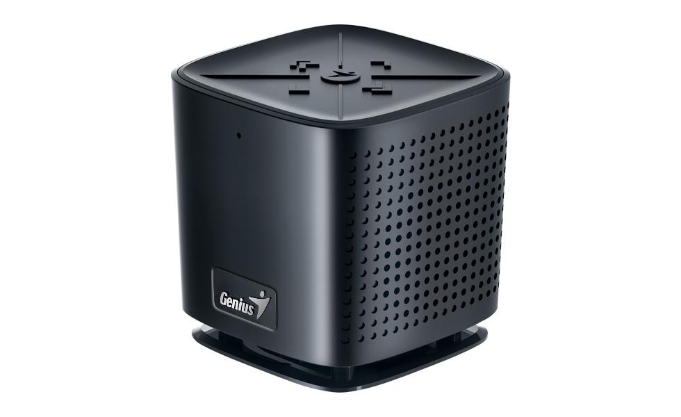 Genius přenosný reproduktor SP-920BT, integrovaný mikrofon, černý